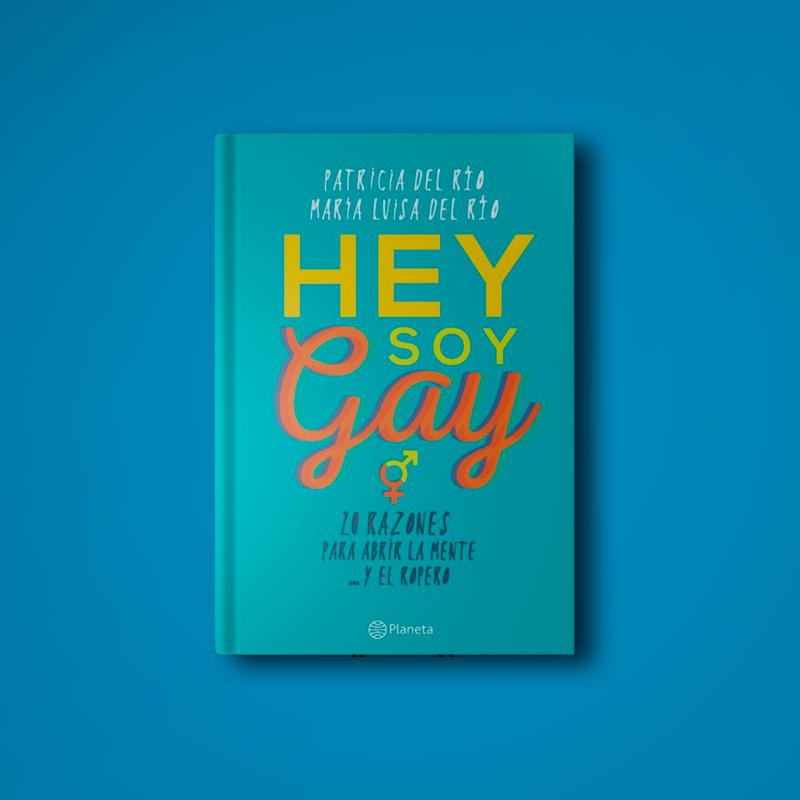 Reseña Literaria | Hey, SoyGay